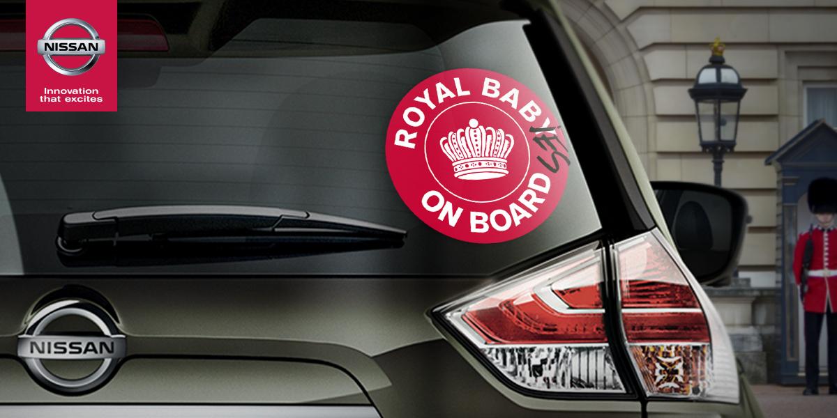 Royal Baby : même les publicitaires en sont fous [40 publicités hyper créatives] #royalbaby 8