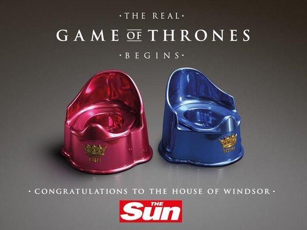 Royal Baby : même les publicitaires en sont fous [40 publicités hyper créatives] #royalbaby 10