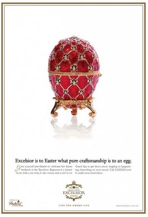 Les plus belles et plus drôles pubs sur Pâques - Best Easter Ads 46