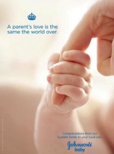 Royal Baby : même les publicitaires en sont fous [40 publicités hyper créatives] #royalbaby 45