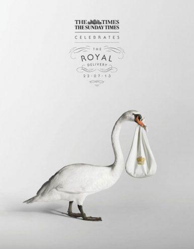 Royal Baby : même les publicitaires en sont fous [40 publicités hyper créatives] #royalbaby 47