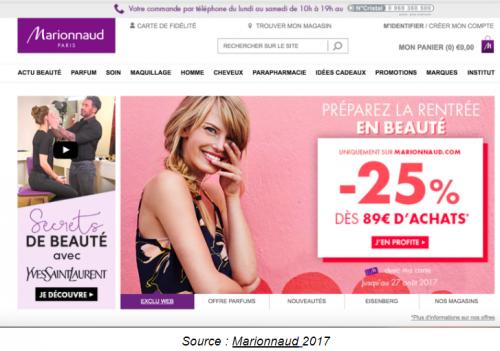 Que mettre sur la page d'accueil de son site eCommerce ? Les éléments clés à considérer pour une super homepage E-commerce 12