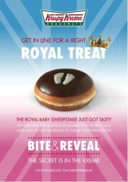 Royal Baby : même les publicitaires en sont fous [40 publicités hyper créatives] #royalbaby 49