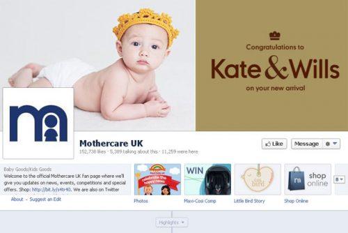 Royal Baby : même les publicitaires en sont fous [40 publicités hyper créatives] #royalbaby 54
