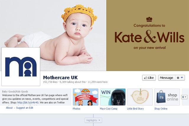 Royal Baby : même les publicitaires en sont fous [40 publicités hyper créatives] #royalbaby 52