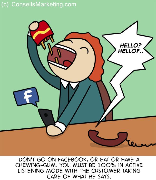 The Customer Experience Cartoon - English version 6