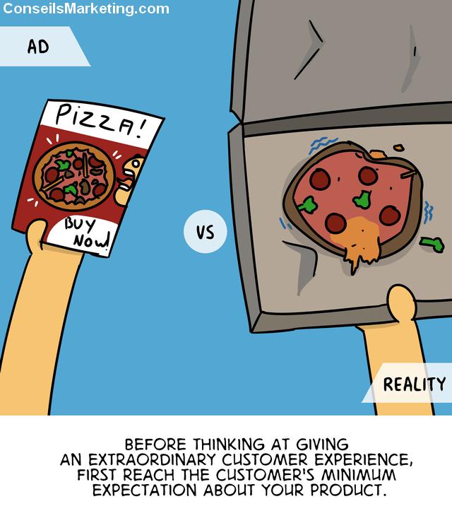 The Customer Experience Cartoon - English version 68