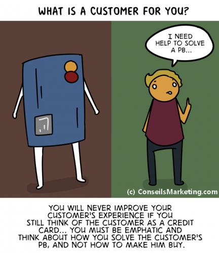 The Customer Experience Cartoon - English version 63