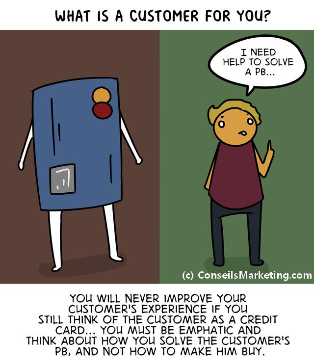 The Customer Experience Cartoon - English version 61