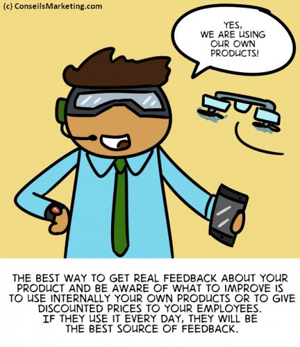 The Customer Experience Cartoon - English version 60