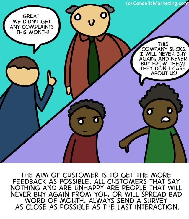 The Customer Experience Cartoon - English version 56