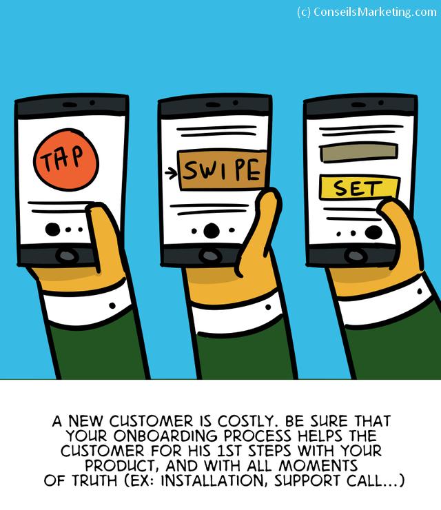 The Customer Experience Cartoon - English version 53