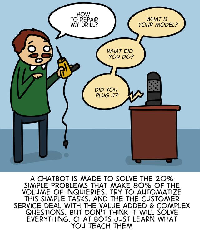 The Customer Experience Cartoon - English version 52