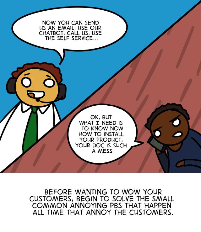 The Customer Experience Cartoon - English version 51