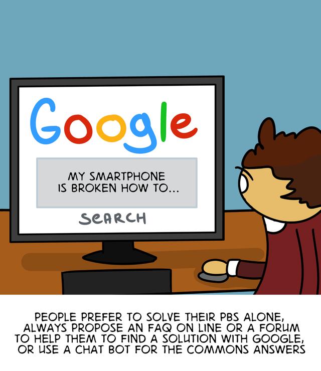 The Customer Experience Cartoon - English version 49