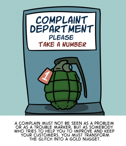 The Customer Experience Cartoon - English version 48