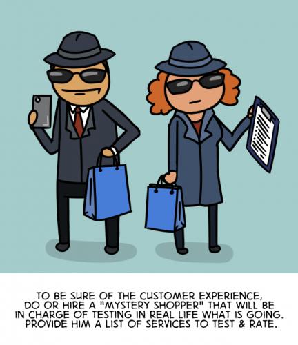 The Customer Experience Cartoon - English version 43