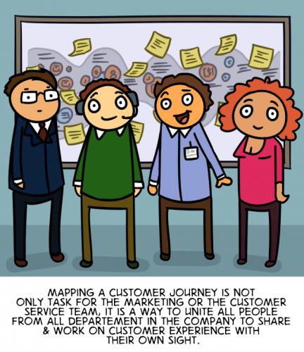 The Customer Experience Cartoon - English version 41