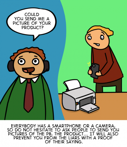 The Customer Experience Cartoon - English version 39