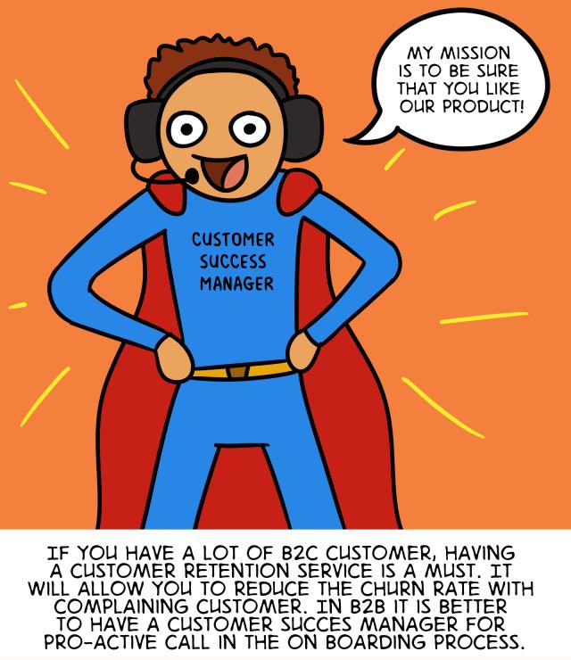 The Customer Experience Cartoon - English version 33