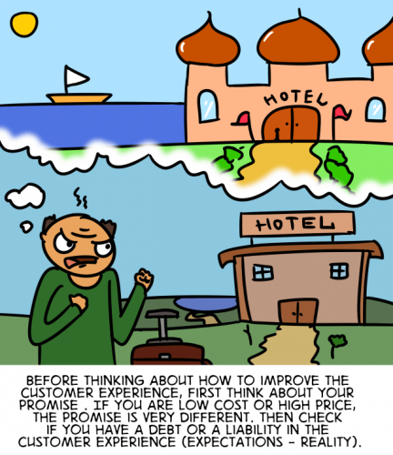 The Customer Experience Cartoon - English version 34