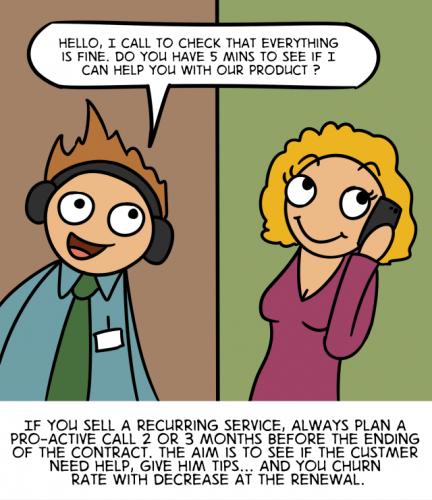 The Customer Experience Cartoon - English version 31