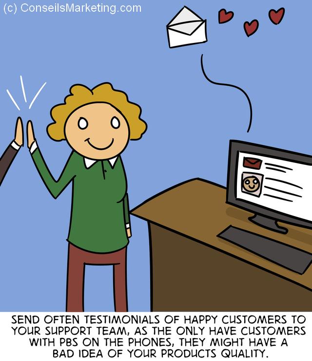 The Customer Experience Cartoon - English version 83