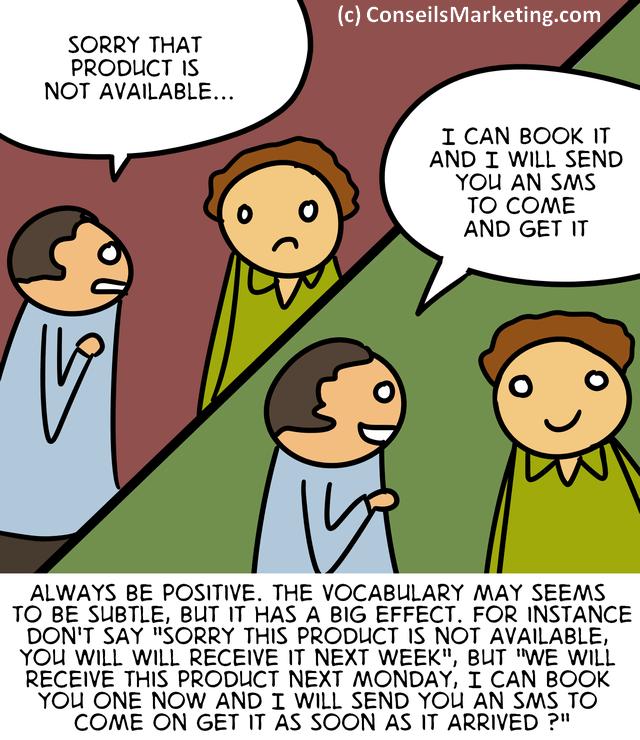The Customer Experience Cartoon - English version 81