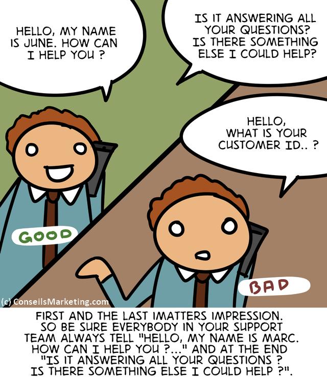The Customer Experience Cartoon - English version 77