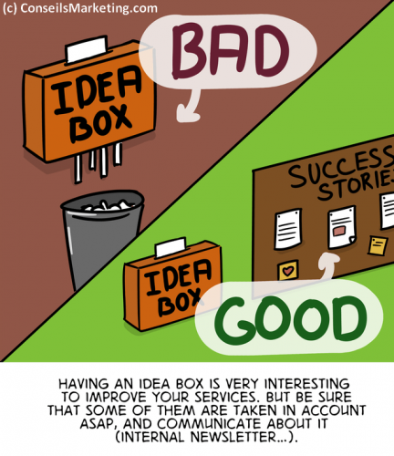The Customer Experience Cartoon - English version 76