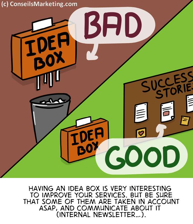 The Customer Experience Cartoon - English version 74