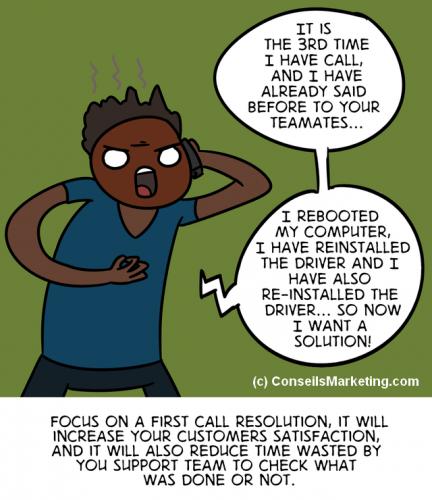 The Customer Experience Cartoon - English version 75