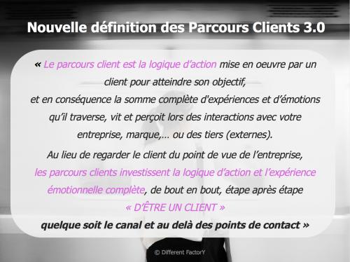 Le parcours client : instrument clé pour optimiser l'Expérience Client ! 6