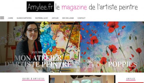 Comment se faire connaitre sur le Web quand on est artiste peintre ? 14