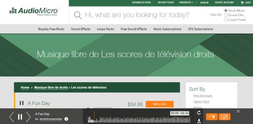 Où trouver des musiques libres de droit pour ses vidéos ? 5 sites avec un large choix à moindre coût ! 10