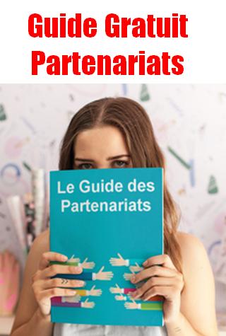 La page de téléchargement des Guides Gratuits 4