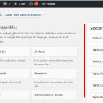 """Erreur """"Indisponibilité temporaire pour cause de maintenance. Veuillez revenir dans un instant."""" après une mise à jour Wordpress 3"""