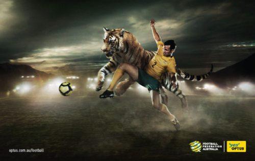 Spécial Coupe du Monde de Football : Les 100 plus belles publicités sur le foot ! 18