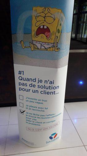 Les 10 commandements du Service Client par Bouygues Telecom 9