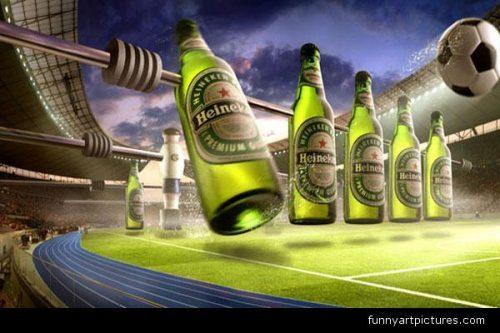 Spécial Coupe du Monde de Football : Les 100 plus belles publicités sur le foot ! 17
