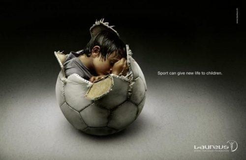 Spécial Coupe du Monde de Football : Les 100 plus belles publicités sur le foot ! 12