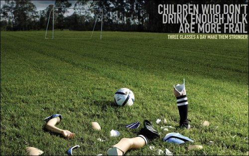 Spécial Coupe du Monde de Football : Les 100 plus belles publicités sur le foot ! 13