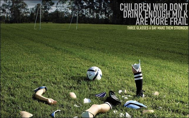 Spécial Coupe du Monde de Football : Les 100 plus belles publicités sur le foot ! 10