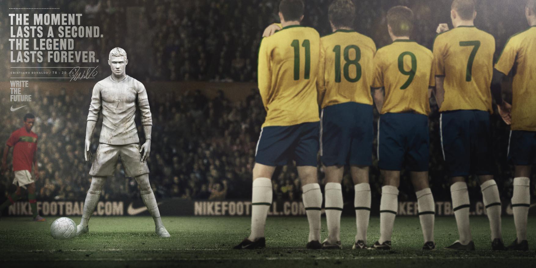 Spécial Coupe du Monde de Football : Les 100 plus belles publicités sur le foot ! 2