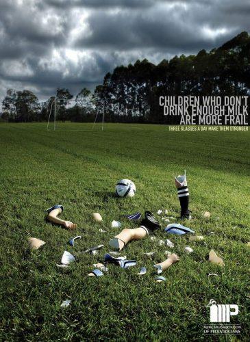 Spécial Coupe du Monde de Football : Les 100 plus belles publicités sur le foot ! 6