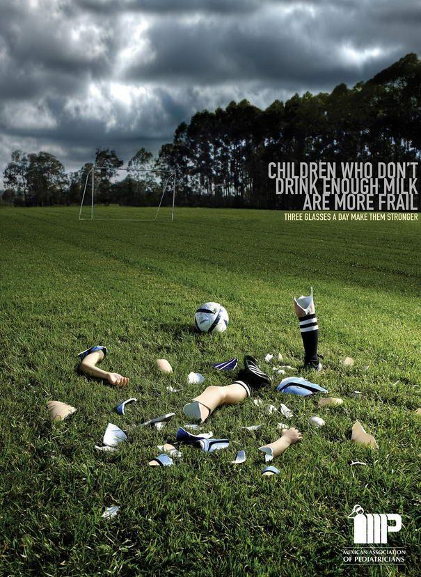 Spécial Coupe du Monde de Football : Les 100 plus belles publicités sur le foot ! 3