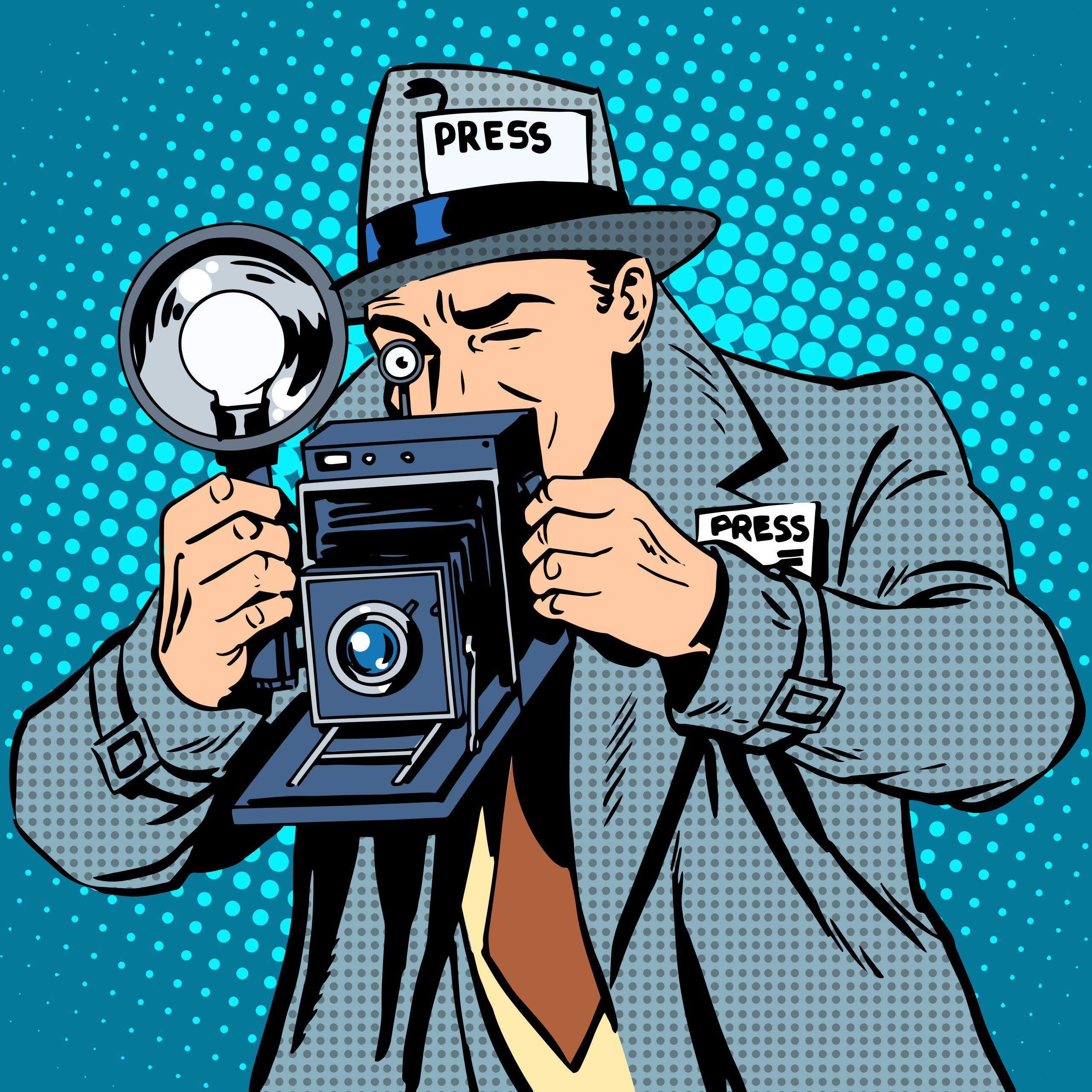 Comment trouver des idées pour son communiqué de presse ? - Walkcast Communiqué de Presse [6] 1