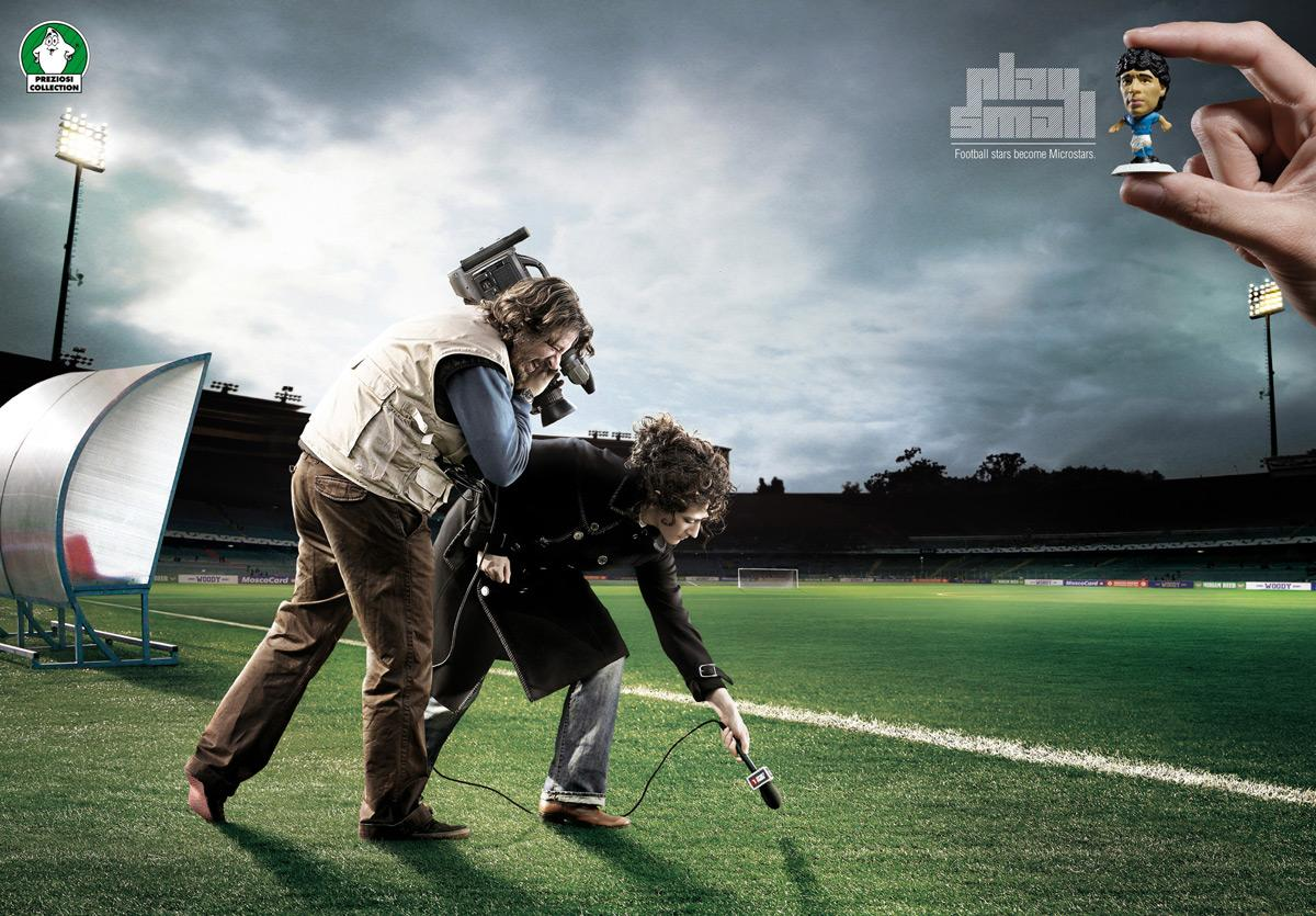 Spécial Coupe du Monde de Football : Les 100 plus belles publicités sur le foot ! 70