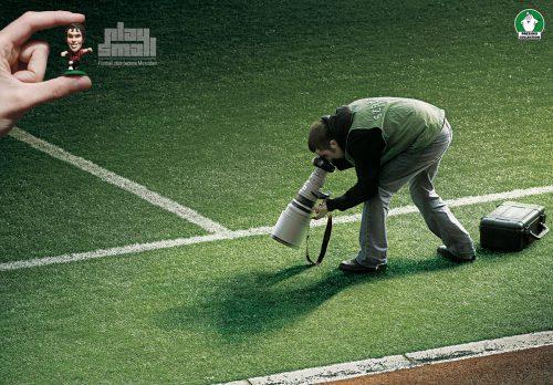 Spécial Coupe du Monde de Football : Les 100 plus belles publicités sur le foot ! 74