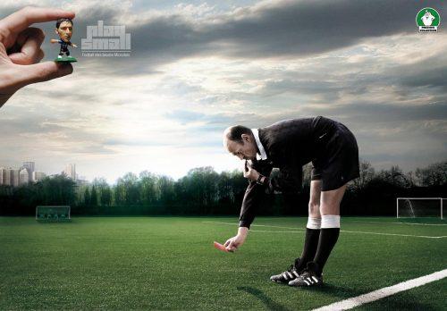 Spécial Coupe du Monde de Football : Les 100 plus belles publicités sur le foot ! 75